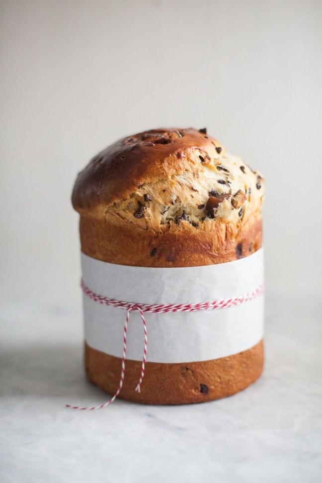 Chocolate Chestnut Bread Pudding | ZoeBakes photo by Zoë François