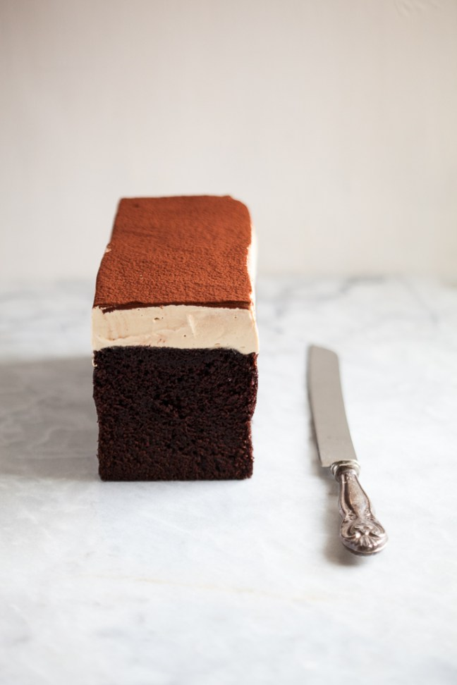 Simple Chocolate Cake | ZoeBakes photo by Zoë François