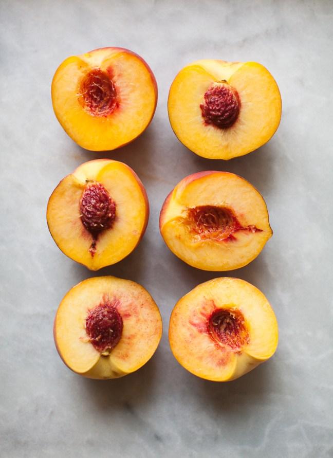 Peach Dutch Baby   ZoëBakes photo by Zoë François