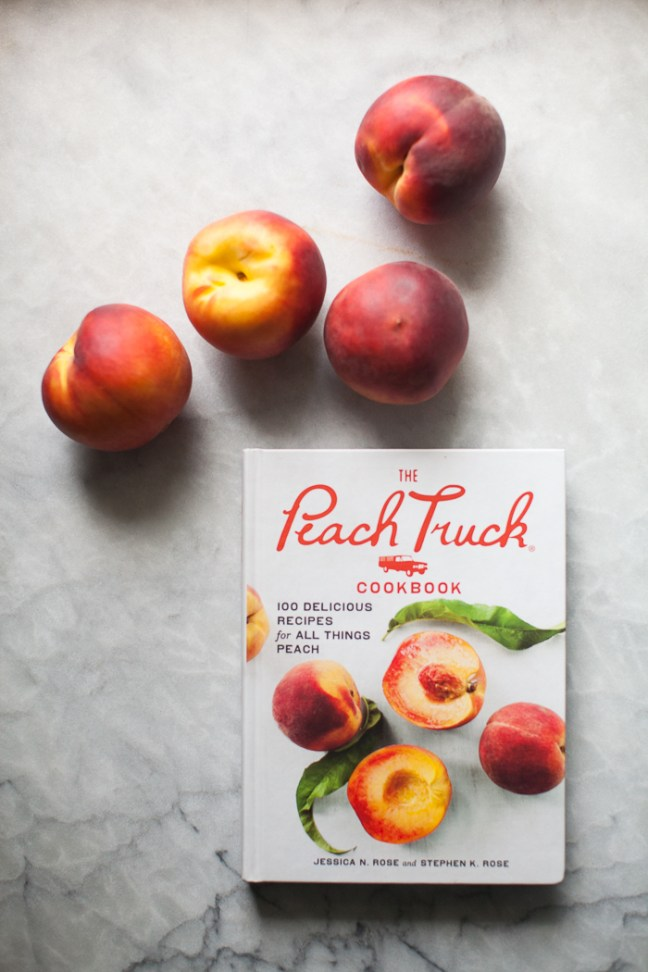 The Peach Truck Cookbook | ZoëBakes photo by Zoë François