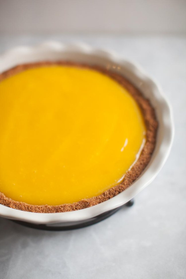 Key Lime Pie | ZoeBakes photo by Zoë François