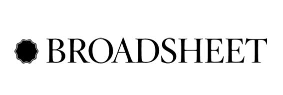 Broadsheet logo - web