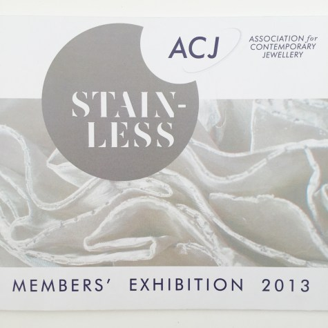 Stain - less Members Exhibition 2013
