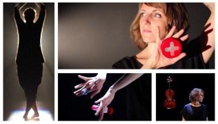 Zoë Robertson (Canadian violinist), Zoe Robertson (UK jewellery artist, and Dayna Szyndrowski (Canadian dancer)