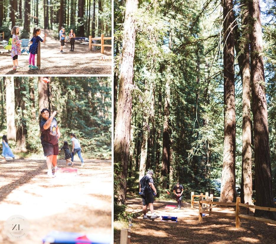 oakland east bay redwood park wedding
