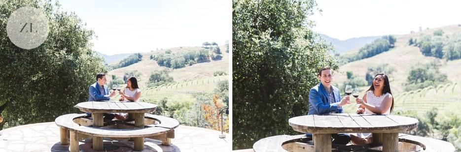 stunning winery vistas at kuleto estate