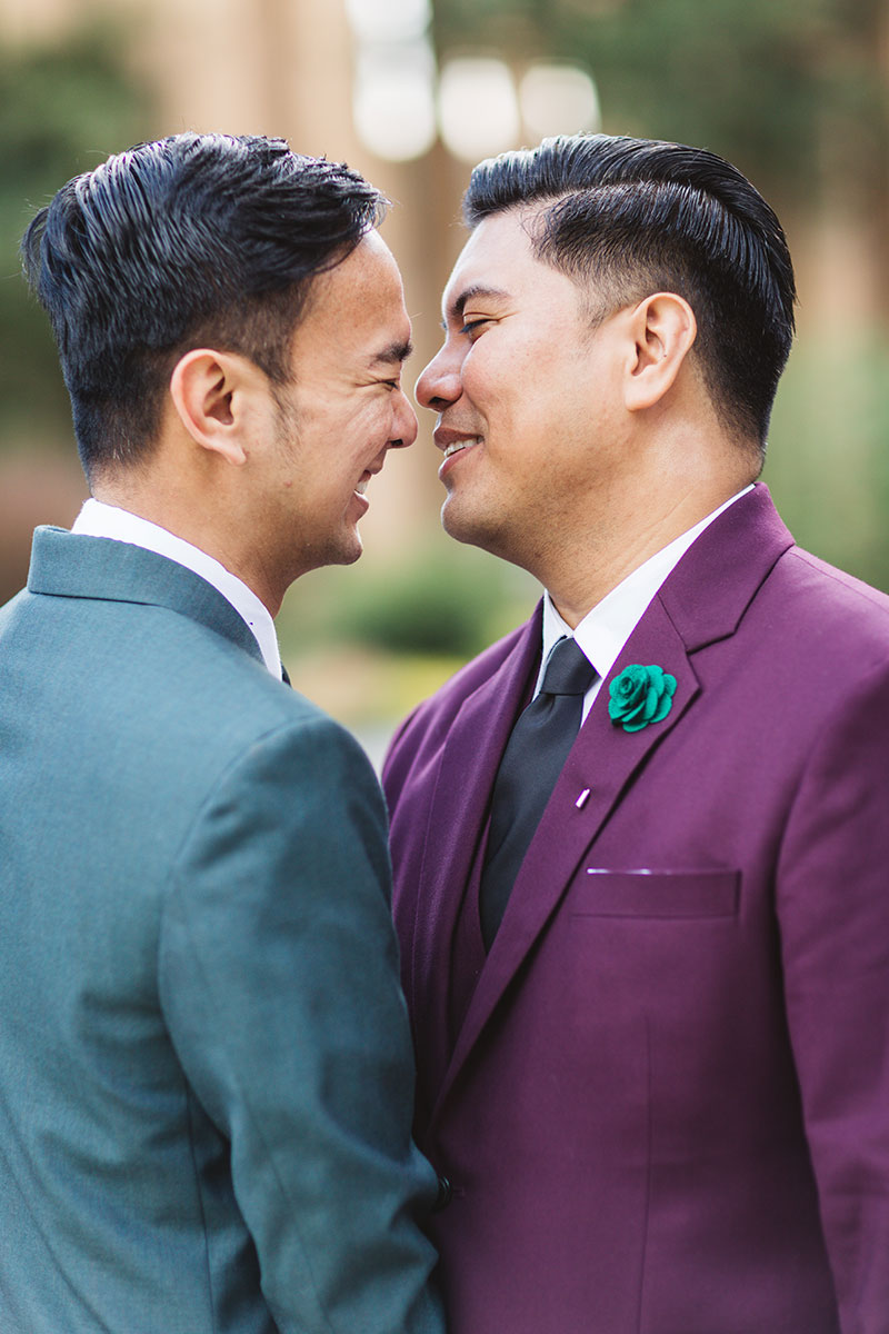 lgbtq wedding photography palace of fine arts