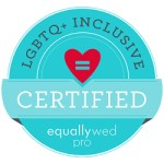 equally wed pro certified badge