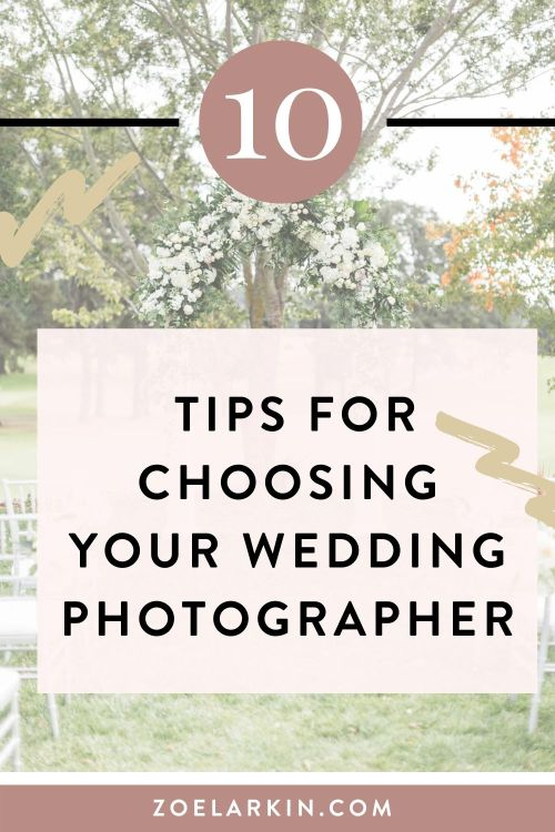How do you choose a wedding photographer? Choosing a wedding photographer can be a difficult process. How do you know where to start? Fear not! I've compiled a step by step guide to guide you through the process of finding the right wedding photographer for you. From the seemingly thousands of photographers in your area, learn how to start the search - or narrow down that list and find the photographer of your dreams. #bayareawedding #weddingphotography #photographer | Zoe Larkin Photography