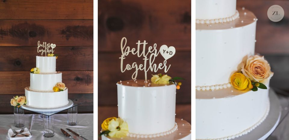 cake by sweetie pies sonoma by zoe larkin photography