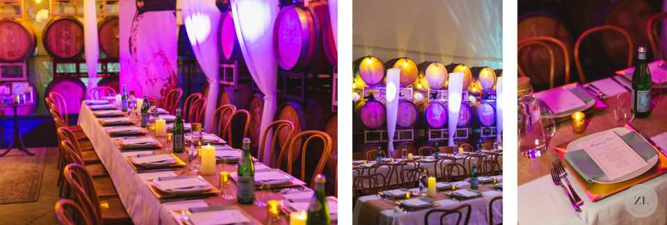 interior spaces at Eristavi Winery Wedding Zoe Larkin Photography