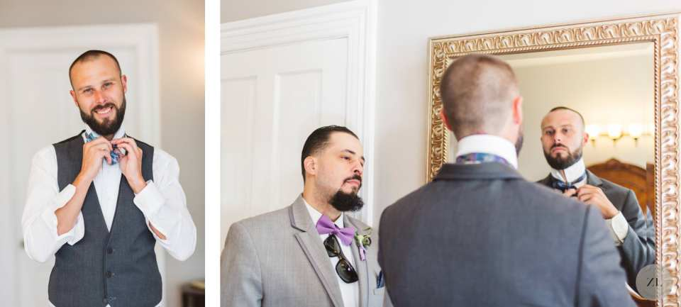 Monte Verde Inn wedding photos - Zoe Larkin Photography