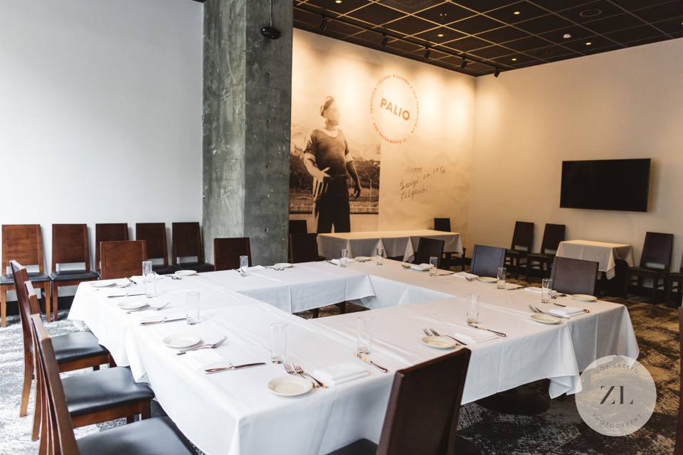 palio restaurant private room