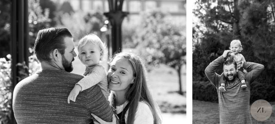 family photography available for past wedding clients
