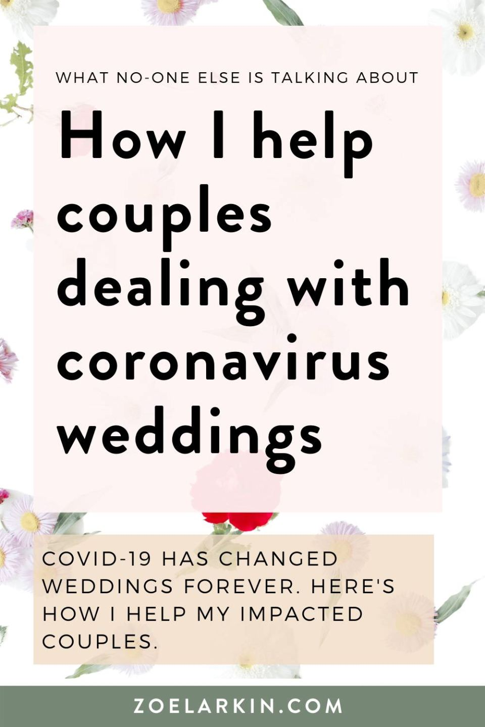 How I as a wedding photographer helps couples dealing with coronavirus weddings! It's hard to figure out what to do when you're dealing with wedding reschedules. Figuring out how to cancel, postpone, or downsize your wedding can be very tough. I'll guide you through the policies that support my couples during these difficult times. Flexibility and understanding are the most important qualities when dealing with the heartbreak of COVID weddings. #weddings #weddingvendors | Zoe Larkin Photography