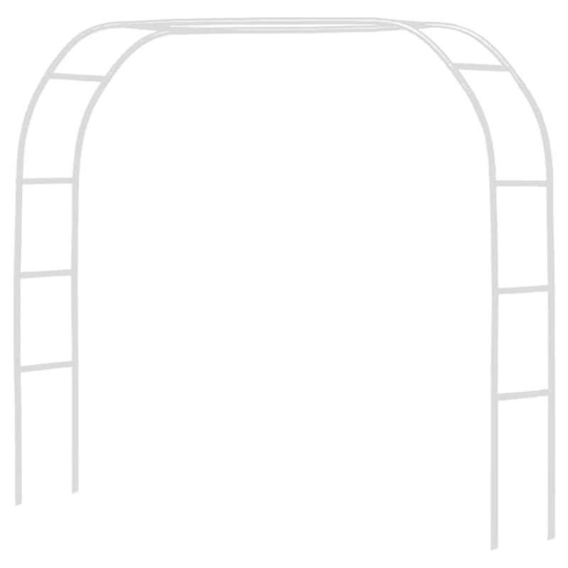Metal Pergola Arbor wedding arch