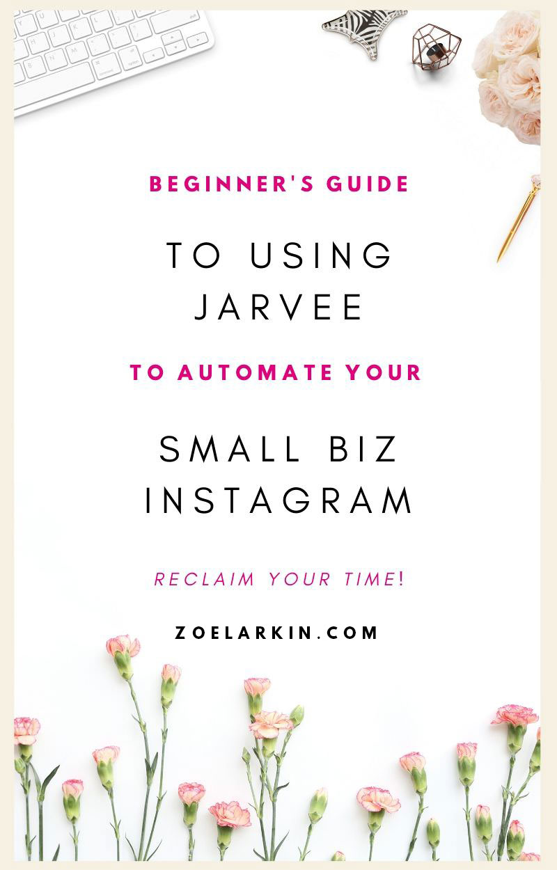 In this beginner's guide, I'll take you through the exact settings I use to grow my Instagram account using automation services (bot) Jarvee. This robust tool is complex and can be confusing to learn. So, value your time and use Jarvee to engage with thousands of accounts on Instagram, once you know the safest settings to use that kept my account free of action blocks. I'll show fellow small biz owners how to grow your Instagram account using Jarvee! #instagram #socialmedia | zoelarkin.com