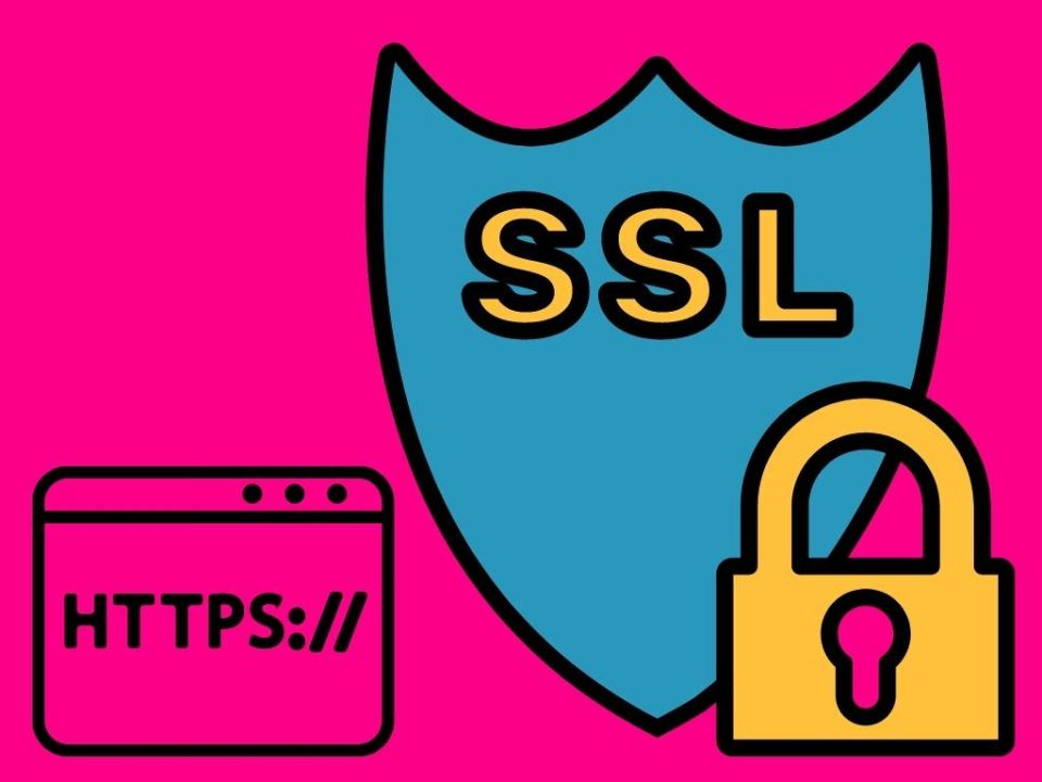 how to add an ssl (https://) security certificate to your siteground website