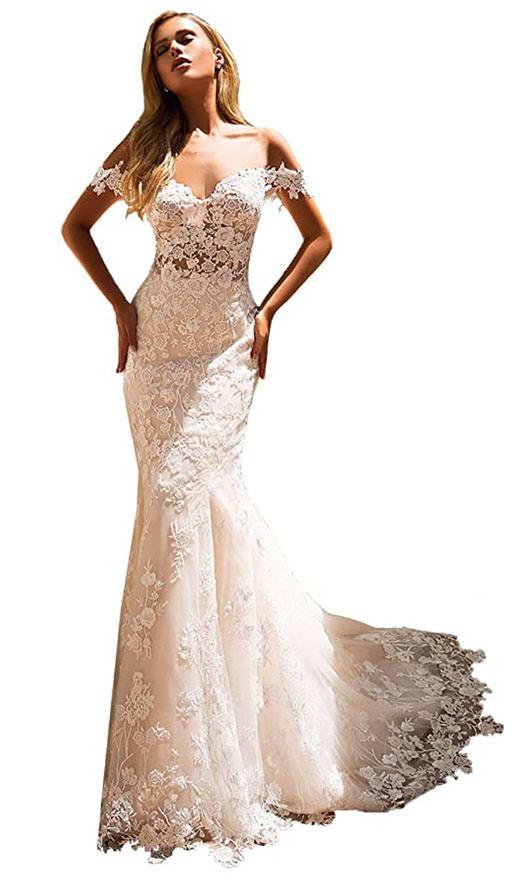 20 Boho Wedding Dresses Under 200 On Amazon In 2021 Zoelarkin Com