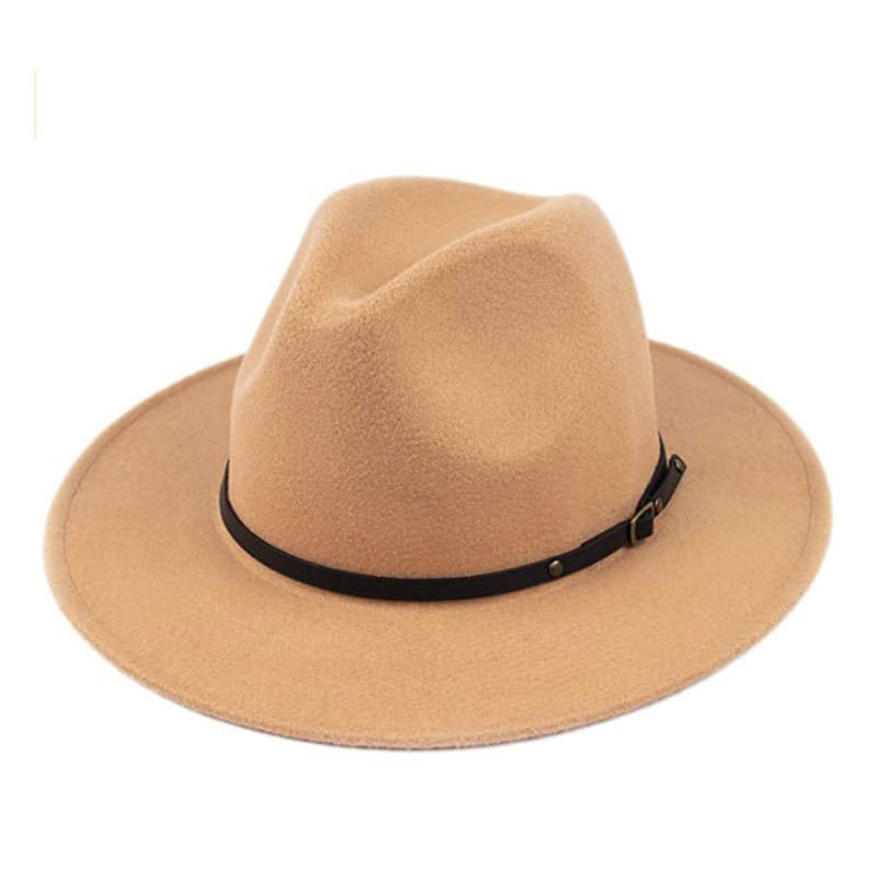beautiful hat to accessorize for your engagement photos (hat by Lanzom Womens Classic Wide Brim Floppy Panama Hat)