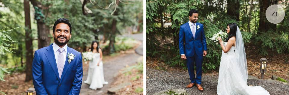 should you see each other before your wedding ceremony?