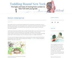 Toddling Round New York