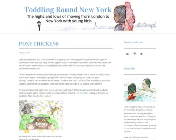 Toddling Round New York
