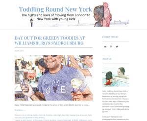 Toddling Round NY