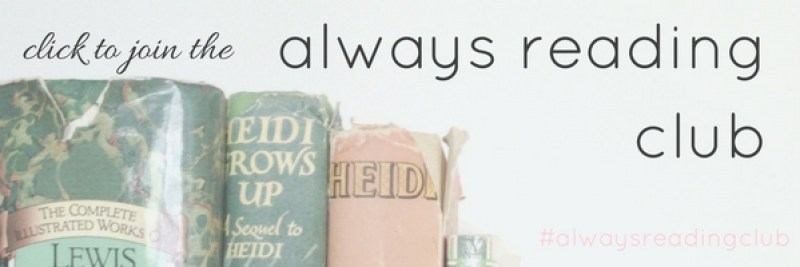 Always Reading Club | Zoeprose