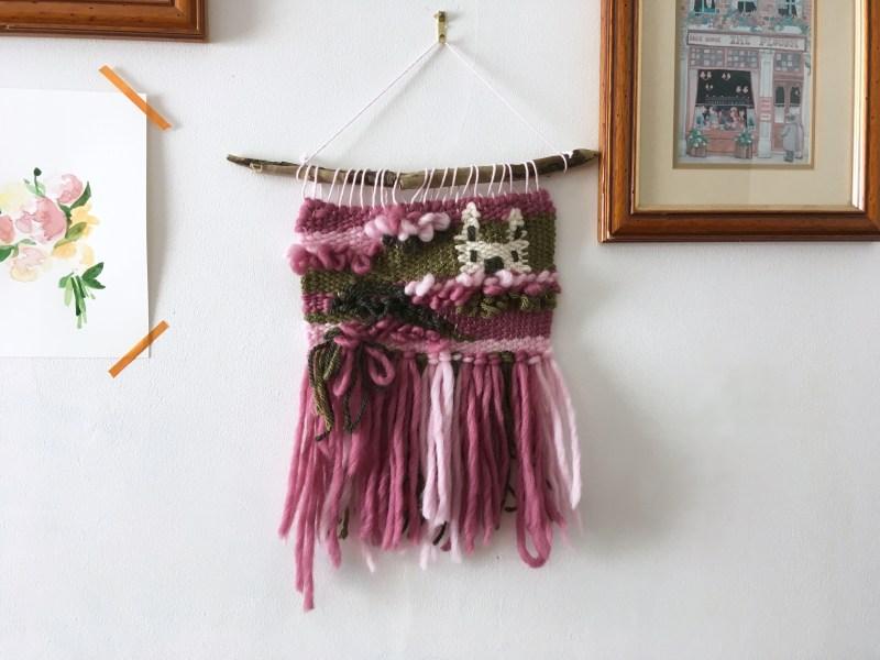 Briar Rose Wall Hanging