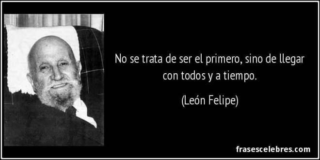 León Felipe