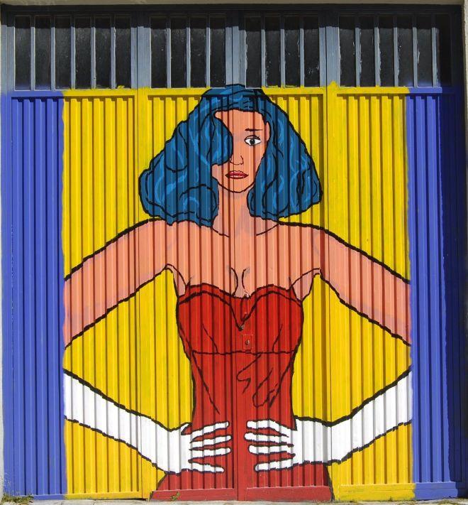 The Femme Fatale, por Alex Robles