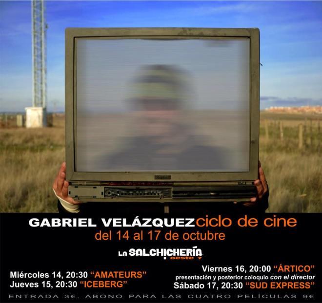 Ciclo de Cine de Gabriel Velázquez