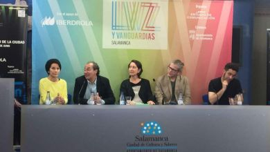 Photo of Arranca el Festival de Luz y Vanguardias