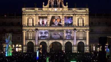 Photo of El arte y la luz encienden de nuevo Salamanca