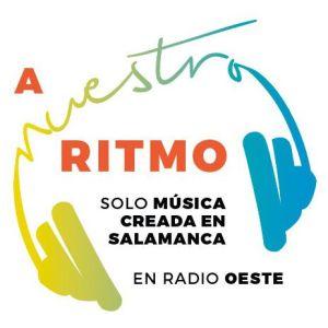 Logotipo A Nuestro Ritmo, música creada en Salamanca