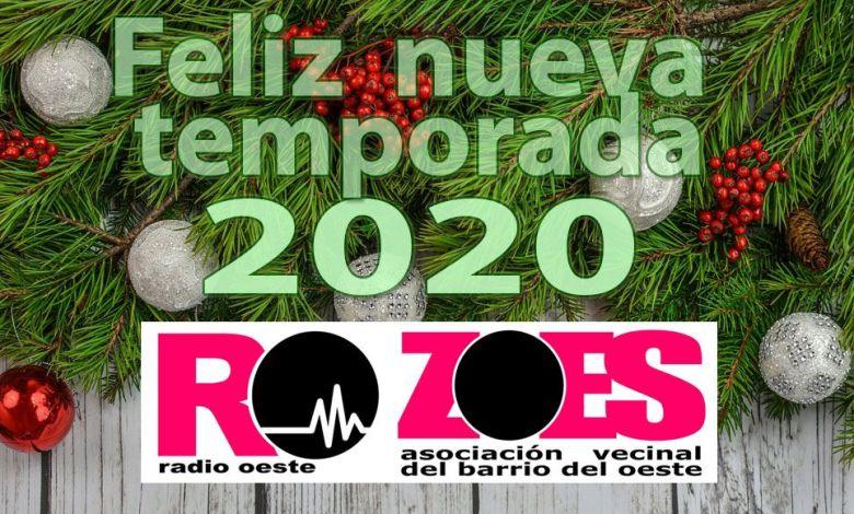 Presentación temporada 2020 de Radio Oeste