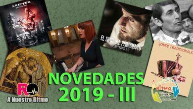 Photo of 23 Novedades 2019 III – A Nuestro Ritmo