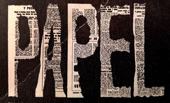 Logotipo del grupo Papel