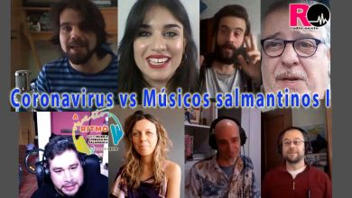 Photo of 37: Coronavirus vs músicos salmantinos I – A Nuestro Ritmo
