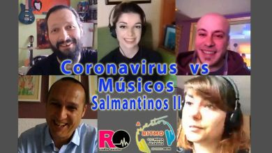Photo of 38: Coronavirus vs músicos salmantinos II – A Nuestro Ritmo