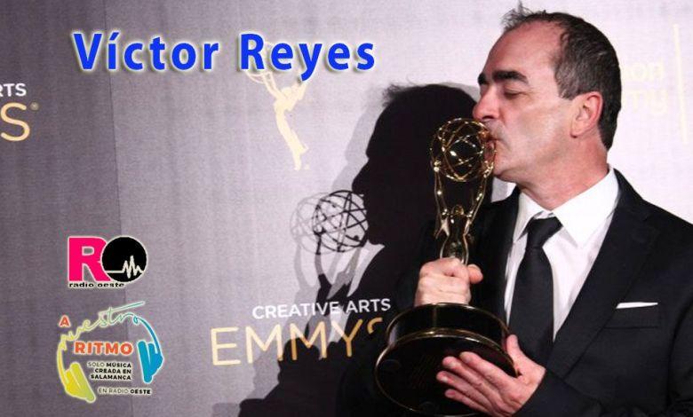 40 Víctor Reyes - A Nuestro Ritmo