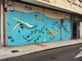 Fondo de Mar, por Joan Aguiló
