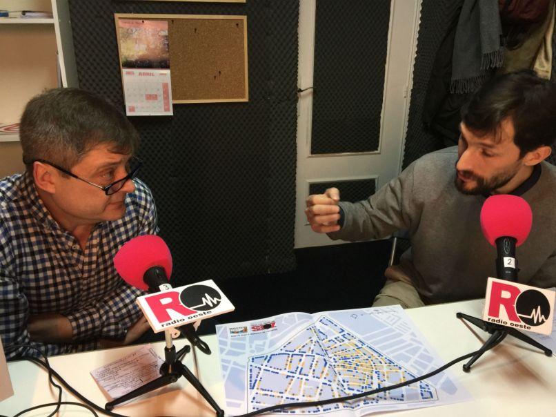 Pedro Saez García y Román Andrés