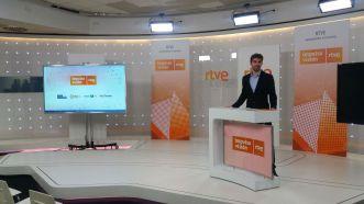 David Gómez en RTVE