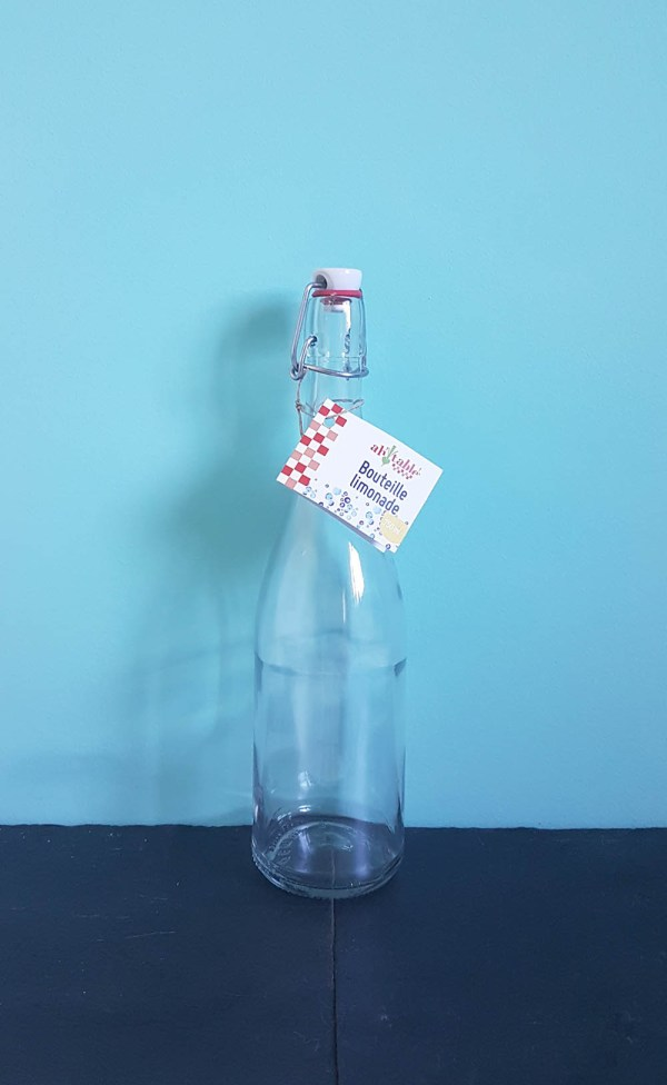 Bouteille limonade 750 ML