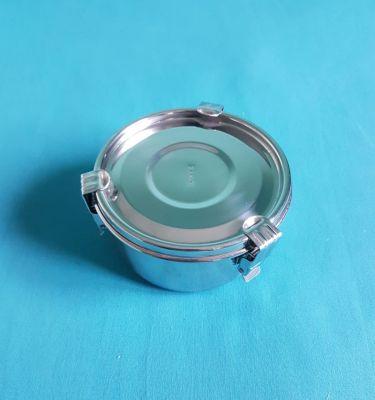 boite inox diamètre 10 cm