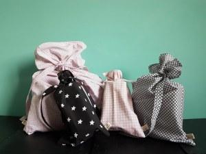 box pochettes cadeaux 205g
