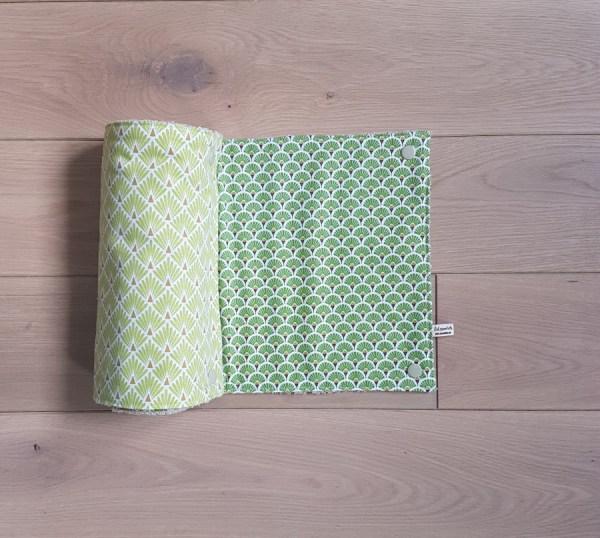 rouleau essuie tout vert