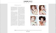 A Magazine #2 Yohji Yamamoto